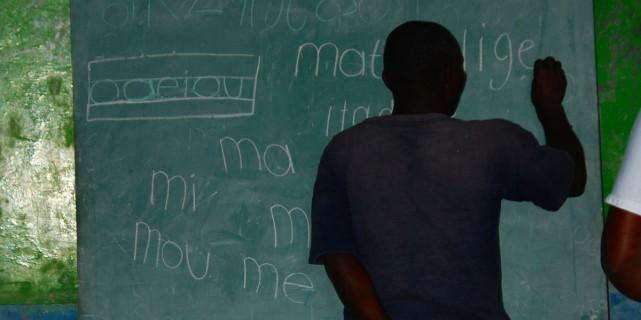 Video: Celebrating literacy in Haiti