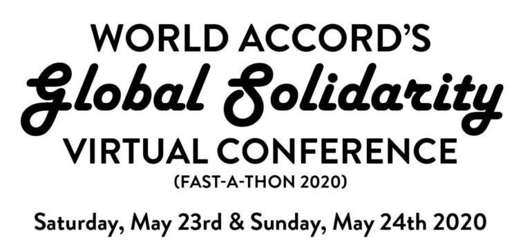 Fastathon 2020  – What's Happening May 23-24???